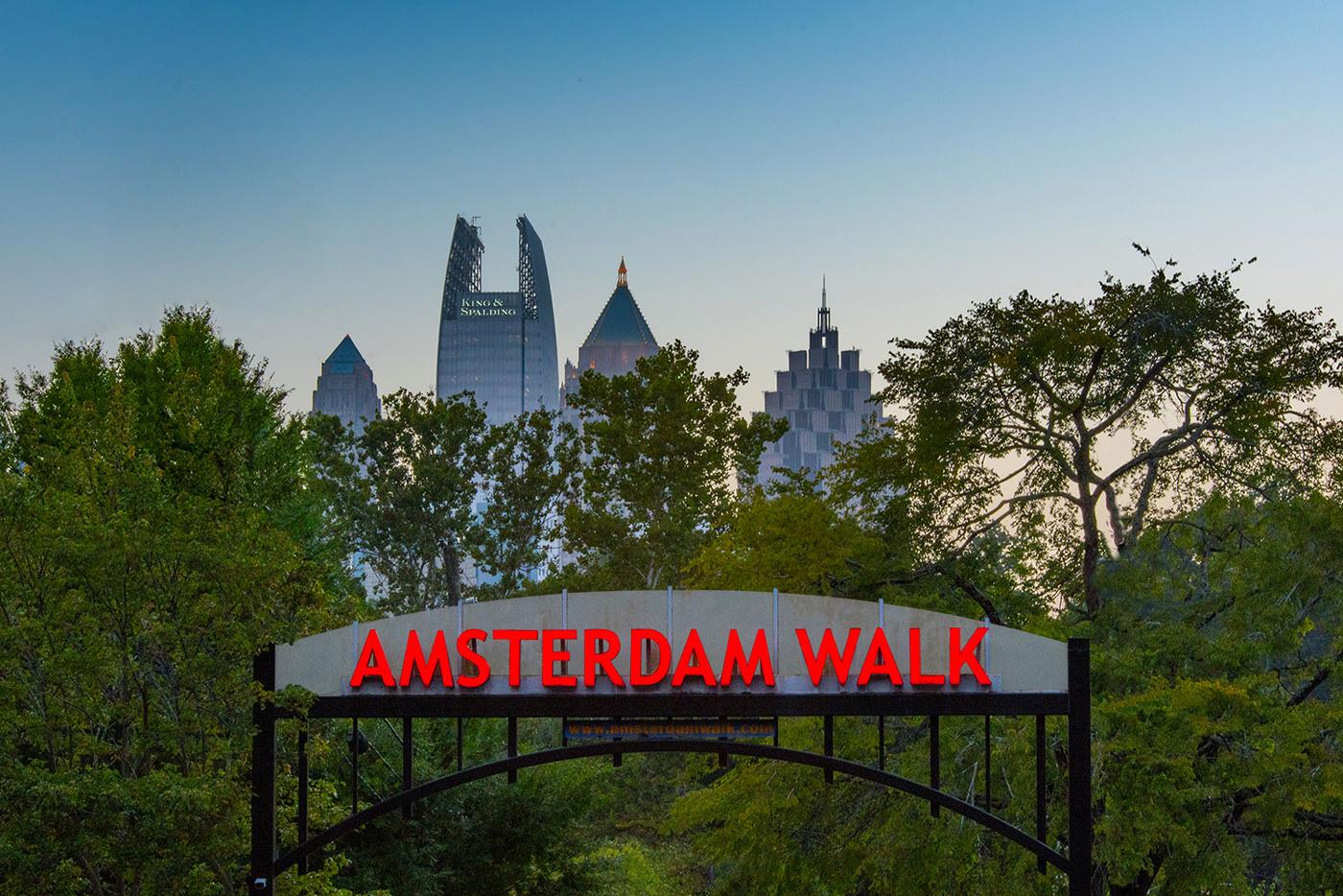 Amsterdam-Walk
